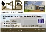 A&B Construction & Steelworks