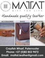 MATTAT Handmade Quality Leather