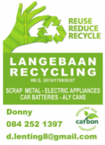 Langebaan Recycling