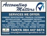 Accounting Matters
