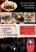 Charlies Flame Grill