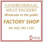 Sandboskraal Meat Packers
