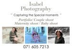 Isabel Photography
