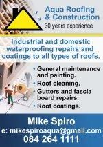 Aqua Roofing & Construction
