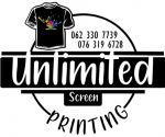 Unlimited screen printing