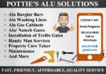 Pottie's Alu Solutions